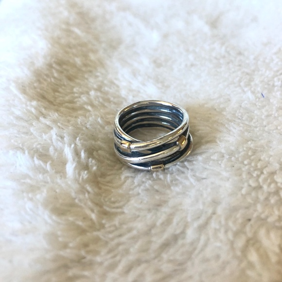 Silver Pandora Ring